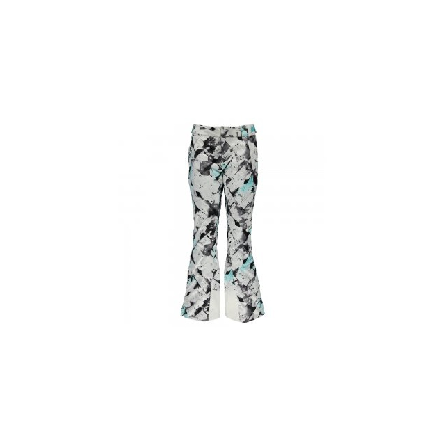 Spyder - Temerity Ski Pant Women's, Frozen Freeze Print, 10