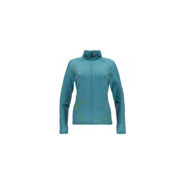 Spyder - Bandita Mid Weight Styke Jacket Women's, Freeze/Acid, L