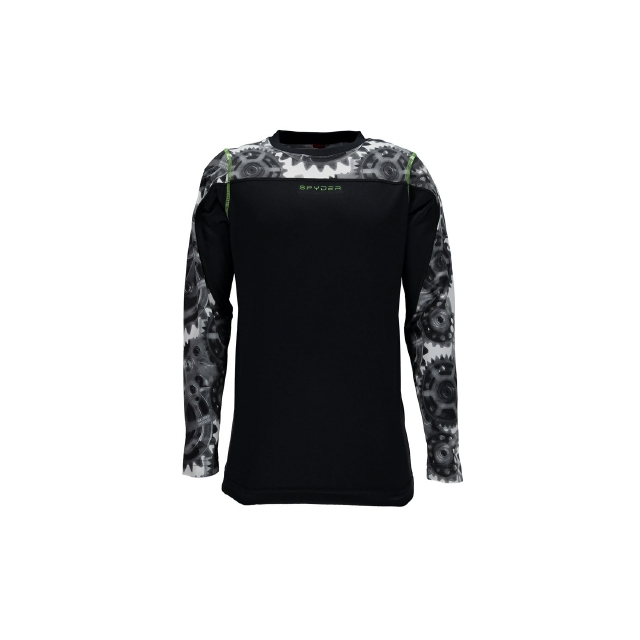 Spyder - Havoc L/S Tech T-Shirt - Boys'