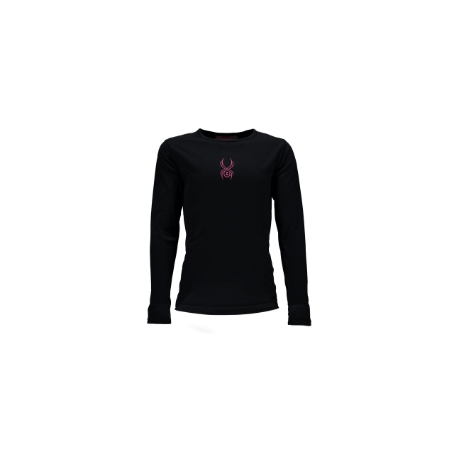 Spyder - Lively L/S Tech Tee - Girls'