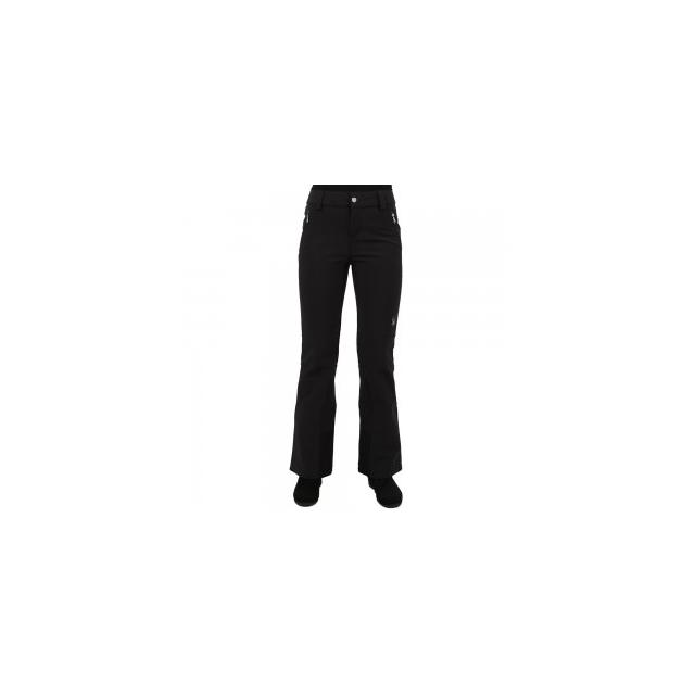 Spyder - Orb Softshell Ski Pant Women's, Black, 10