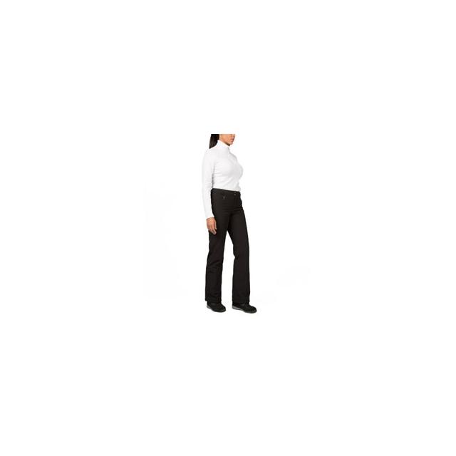 Spyder - Winner Tailored Fit Pant - Women's - Black In Size