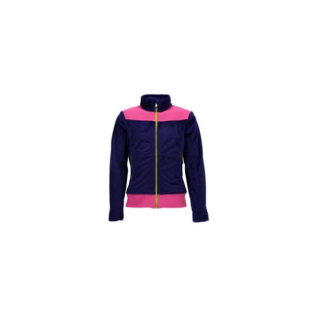 Spyder - Caliper Stryke Hybrid Fleece Jacket - Girl's