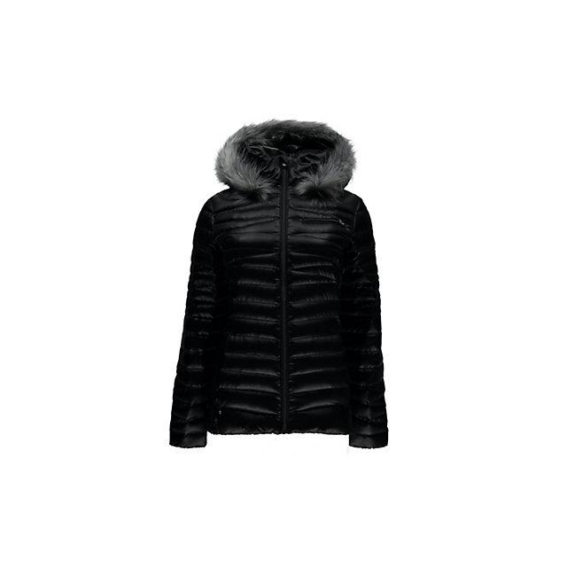 Spyder - Timeless Faux Fur Hoody Womens Jacket