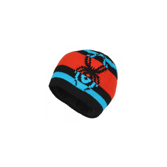 Spyder - Mission Hat Boys', Black/Rage/Electric Blue,