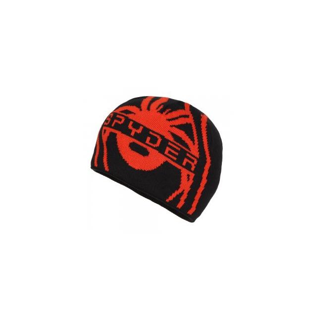 Spyder - Lucerne Hat Boys', Black/Rage,