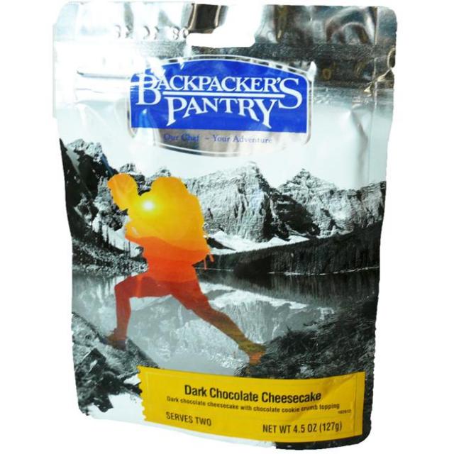 Backpacker's Pantry - Backpackers Pantry Dark Chocolate Cheesecake 2 Servings -