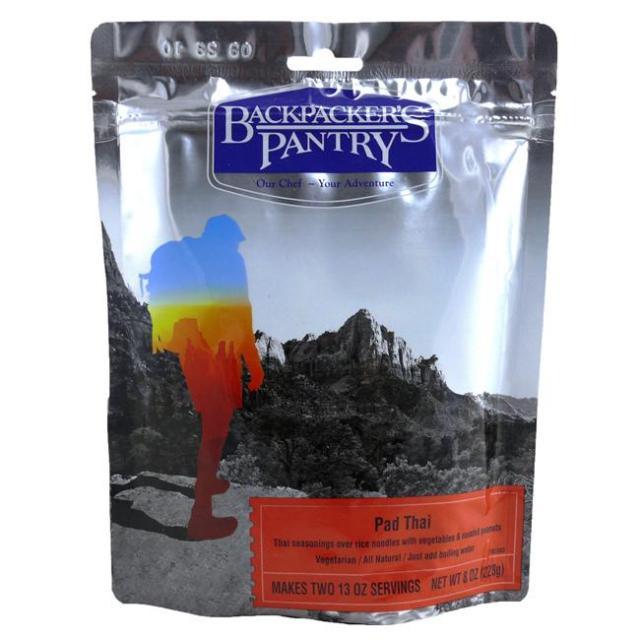 Backpacker's Pantry - Backpackers Pantry Pad Thai 2 Servings -