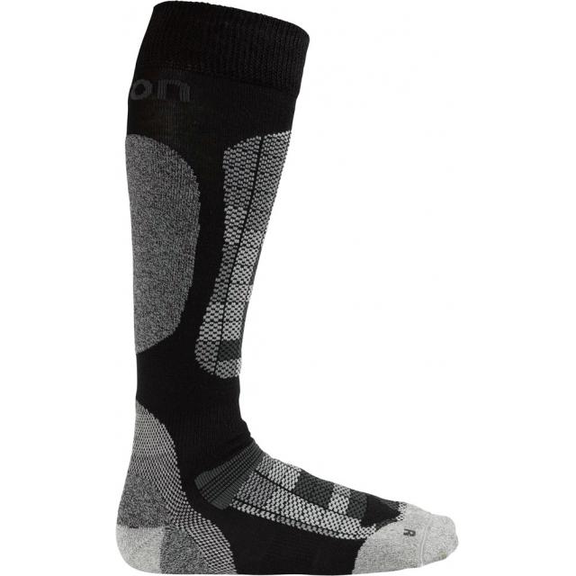 Burton - Men's Merino Phase Sock True Black M