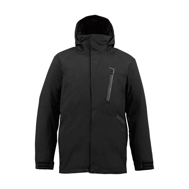 Burton - Men's Hostile Snowboard Jacket True Black