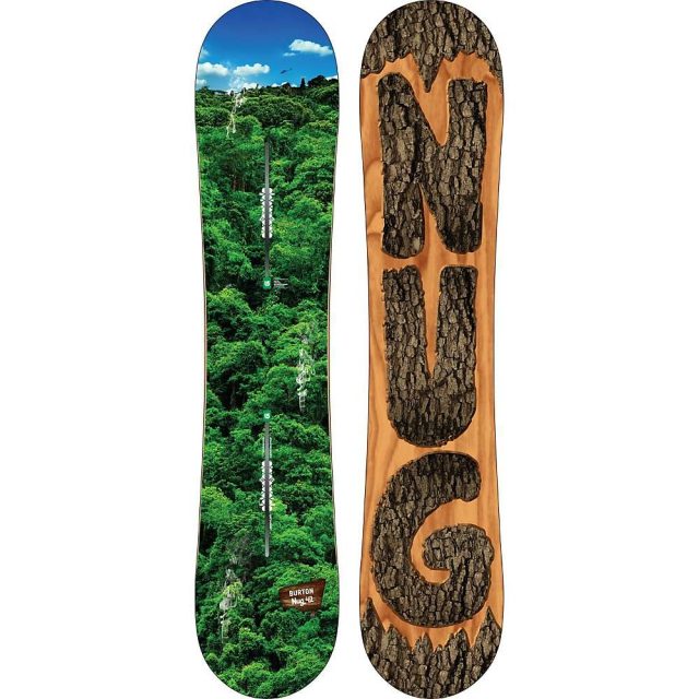 Burton - Nug Snowboard 142 - Men's