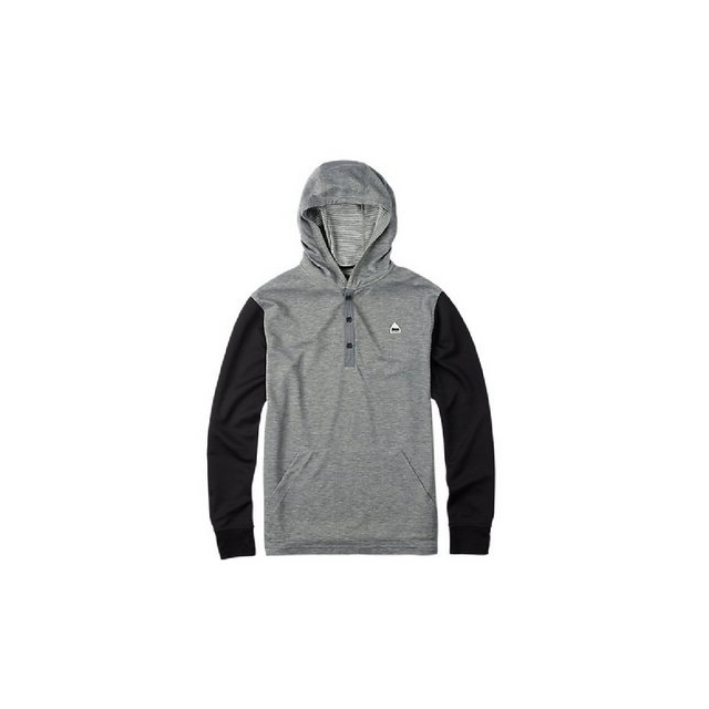 Burton - Men's Dexter Hooded Henley
