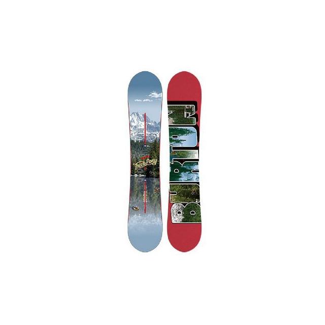 Burton - Men's Trick Pony Snowboard