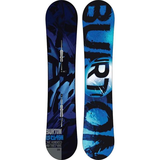 Burton - Clash Snowboard 139 - Boy's