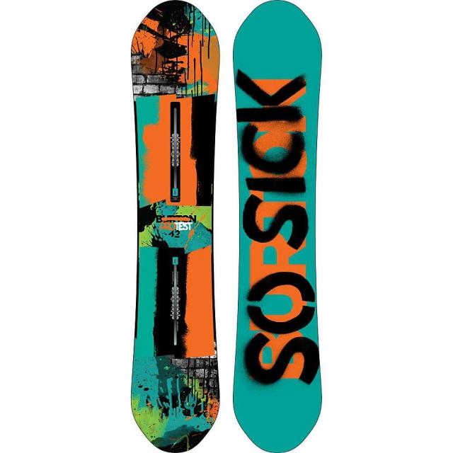 Burton - Protest Snowboard 142 - Kid's