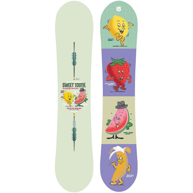 Burton - Sweet Tooth Blem Snowboard 141 Early Release - Women's