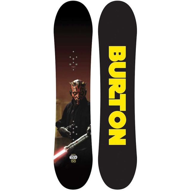 Burton - Chopper Star Wars Snowboard 130 Early Release - Boy's