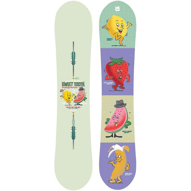 Burton - Sweet Tooth Snowboard 141 Early Release - Women's