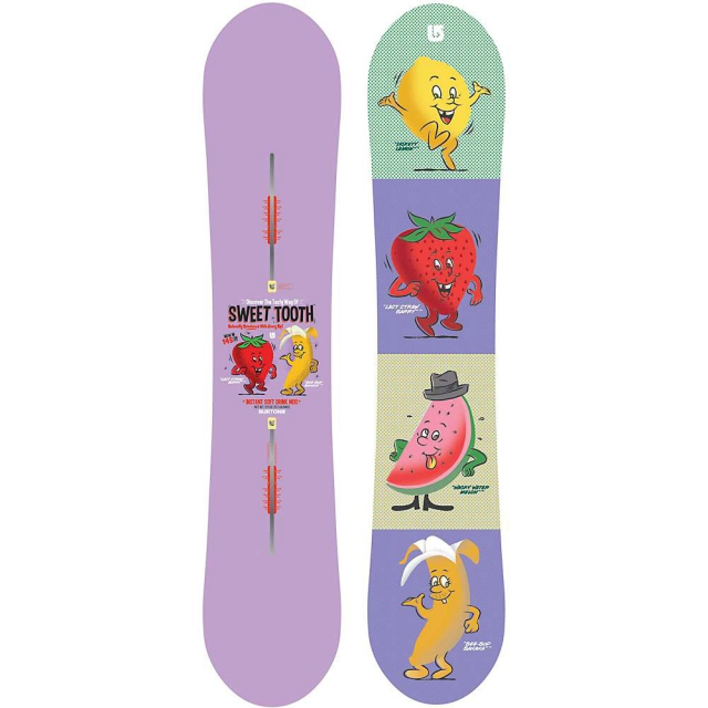 Burton - Sweet Tooth Snowboard 145 Early Release - Women's