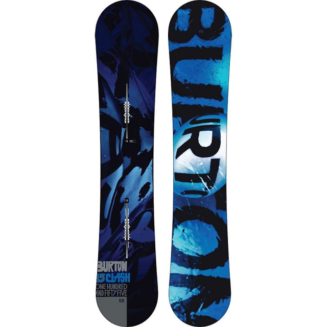 Burton - Clash Snowboard 155 - Men's