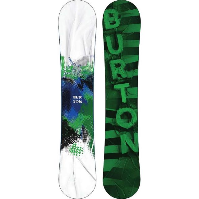 Burton - Ripcord Wide Snowboard 162 - Men's