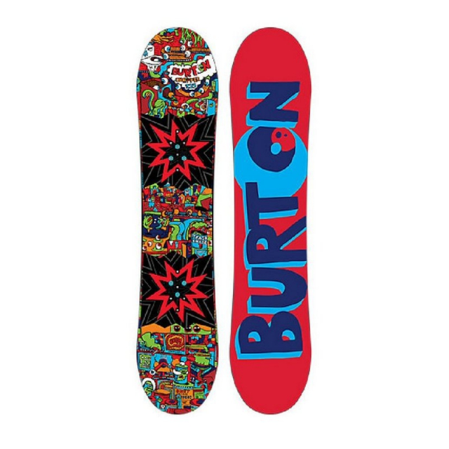 Burton - Boys' Chopper Snowboard