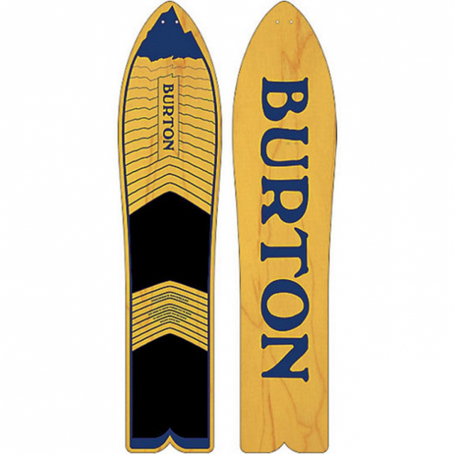 Burton - Throwback Snowboard