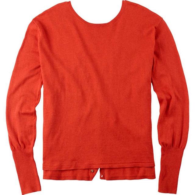 Burton - Gracen Reversed Cardigan Sweater - Women's