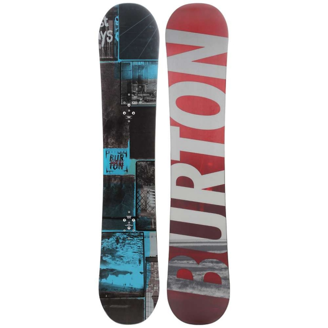 Burton - Process 3D Snowboard 152 - Men's
