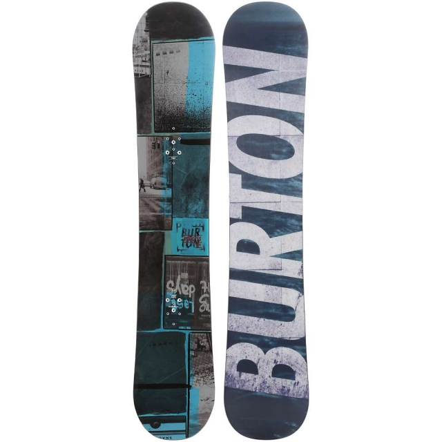 Burton - Process 3D Snowboard 159 - Men's
