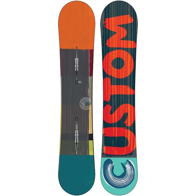 Burton - Custom Wide Blem Snowboard - Men's