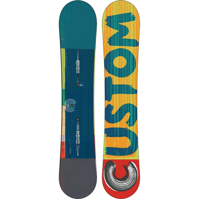 Burton - Custom Flying V Blem Snowboard - Men's