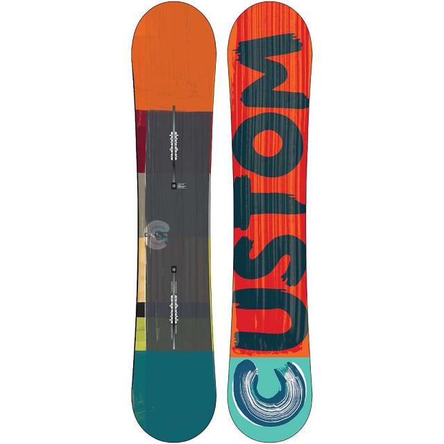 Burton - Custom Flying V Wide Blem Snowboard - Men's