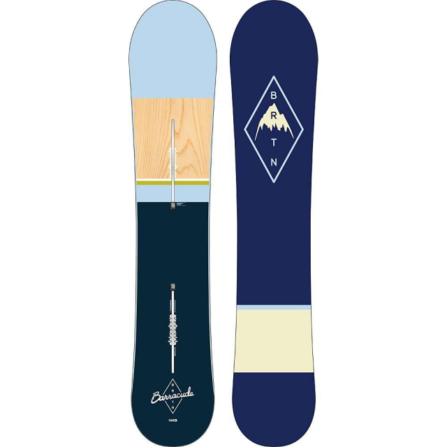 Burton - Barracuda Blem Snowboard 149 - Men's