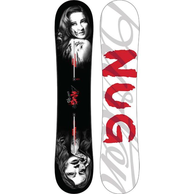 Burton - Nug Flying V Restricted Snowboard 146 - Men's