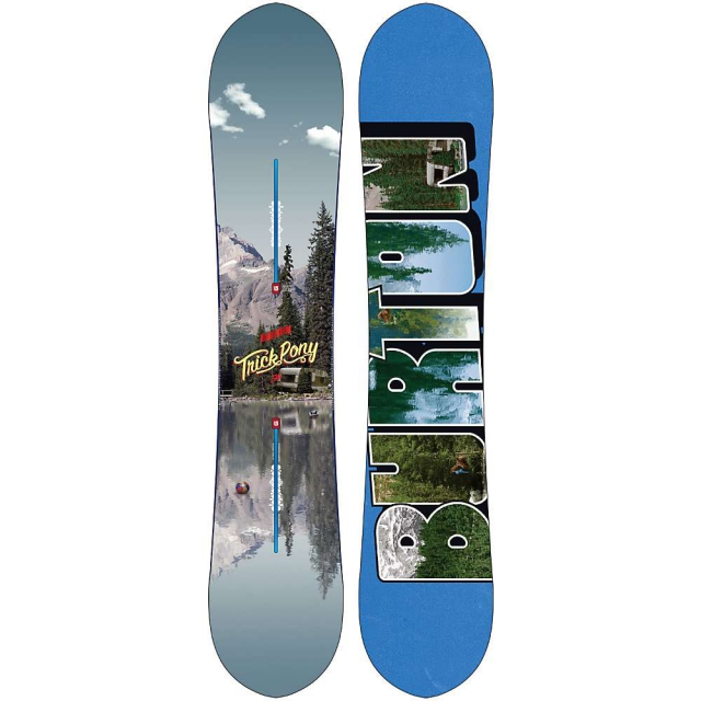 Burton - Trick Pony Blem Snowboard - Men's