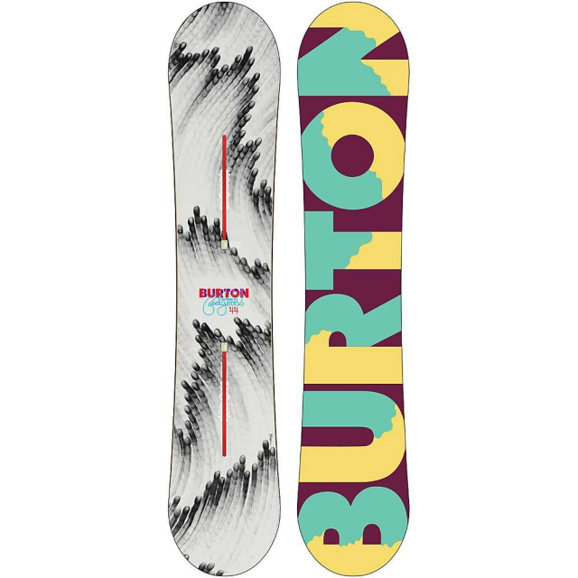Burton - Feelgood Flying V Blem Snowboard - Women's