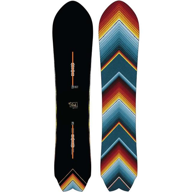 Burton - Fish Snowboard 151 - Men's