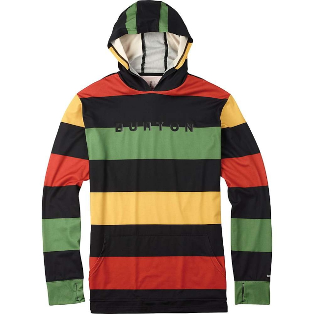 Burton - Midweight Pullover Hoodie Baselayer Top - Men's