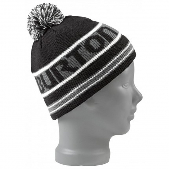 Burton - - Boys Trope Beanie - 1SZ - True Black