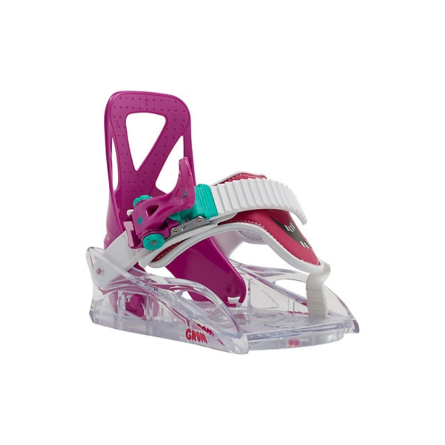 Burton - Grom Girls Snowboard Bindings