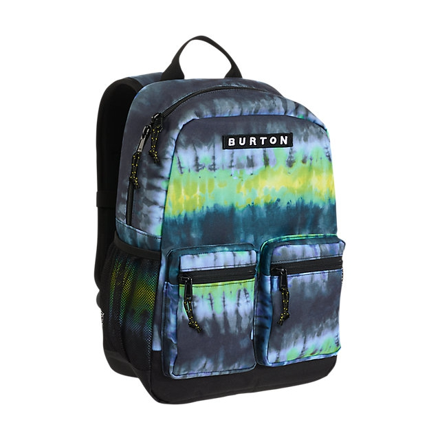 Burton - - Youth Gromlet Pack - Surf Stripe Print