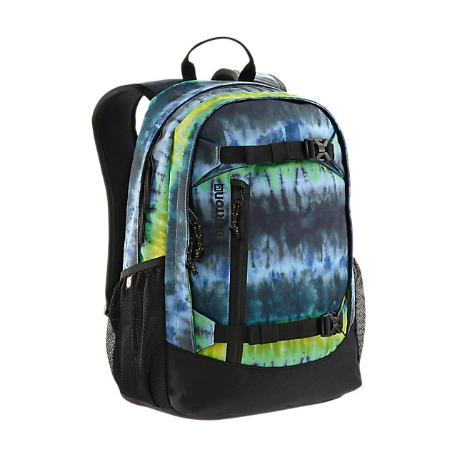 Burton - - Youth Day Hiker Pack - Surf Stripe Print