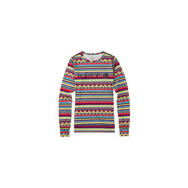 Burton - Mid-Weight Crew Baselayer Top Women's, Mixtec, M