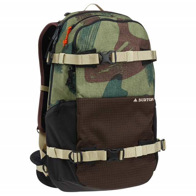 Burton - - Riders Pack 25L - Denison Camo