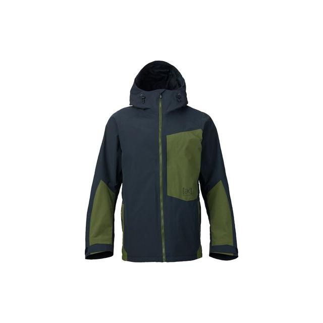 Burton - - AK 2L Boom Jacket M - small - True Black/Keef