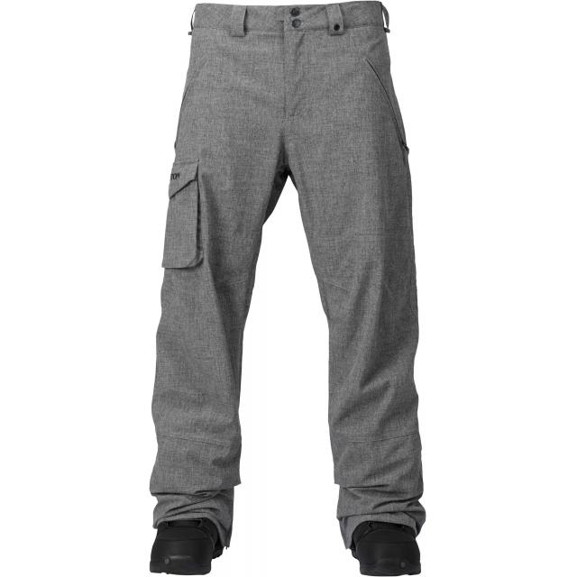 Burton - - Insulated Covert Pant M - X-LARGE - Bog Heather