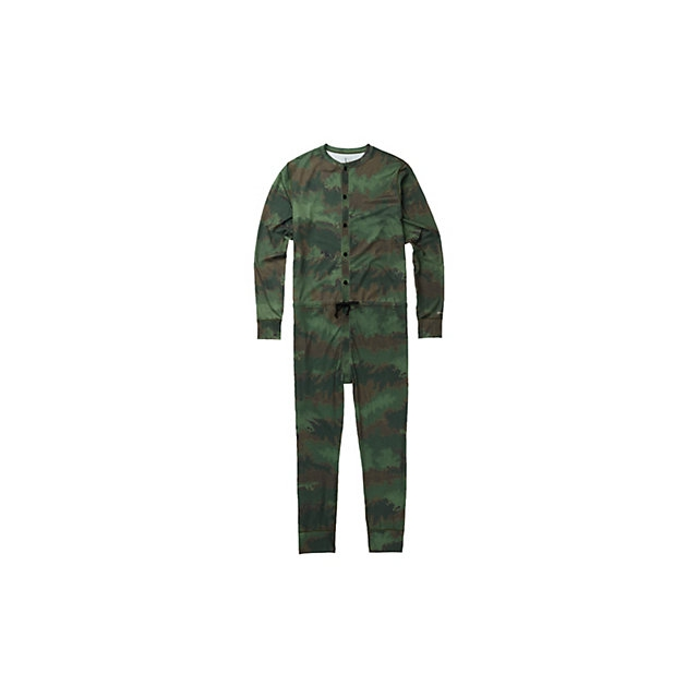 Burton - Union Suit Mens Long Underwear Top