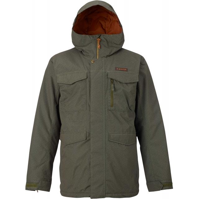 Burton - - Covert Jacket M - X-LARGE - Keef Underpass