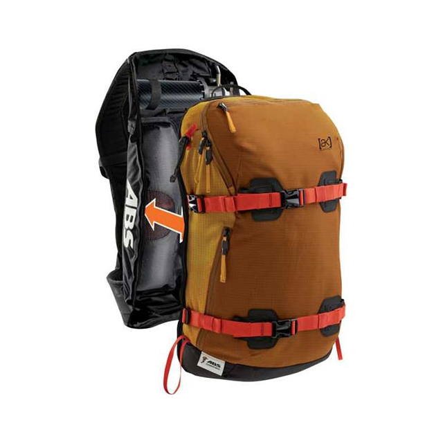 Burton - AK ABS Zip On Pack - 17L